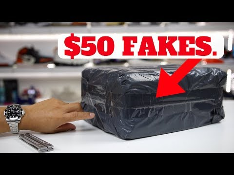 UNBOXING FAKE ULTRA BOOST, THIS IS WHAT I GOT..