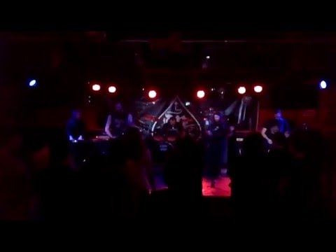 Immensity - Everlasting Punishment [Live at An club] 10/04/2016