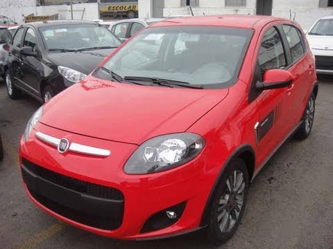 Fiat Palio Sporting 2013 - www.car.blog.br