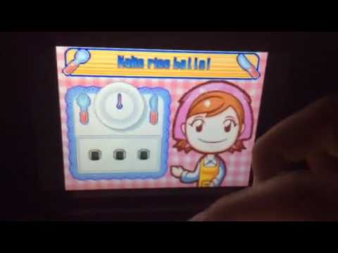 Cooking Mama DS - Gameplay
