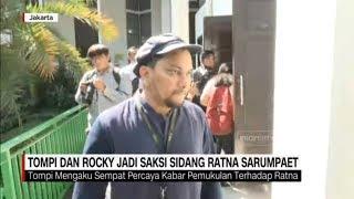 Video Saat Tompi & Rocky Gerung Bersaksi di Sidang Ratna Sarumpaet MP3, 3GP, MP4, WEBM, AVI, FLV Juni 2019