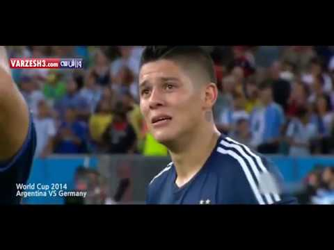 Emotion Moments After Losing World Cup Finals 1992-2014