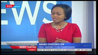 News Centre: Take on Ababu's choice for Labour Party, 9/23/2016