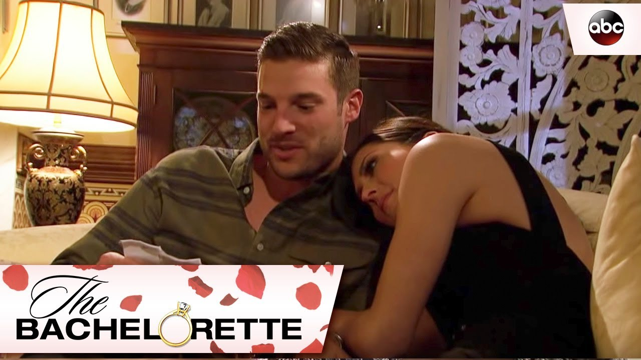 Garrett's Closing Statement – The Bachelorette