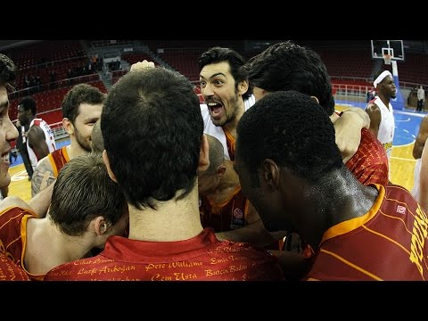 Nightly Notable: Galatasaray into Top 16
