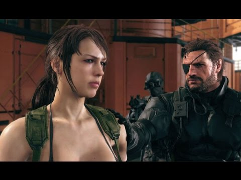 Забавные глюки Metal Gear Solid V. Что-то не так!