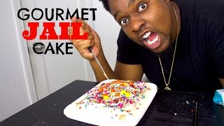 Download Lagu Gourmet JAIL Cake ( Made with only Cookies & Water) Mp3