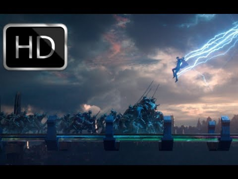 THOR RAGNAROK Movie ''Final Battle'' Fight Scene HD 2017