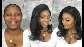 Video Alopecia Makeover! MP3, 3GP, MP4, WEBM, AVI, FLV September 2018