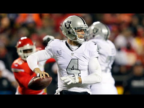 Video: Too early to trust Raiders' Derek Carr in fantasy