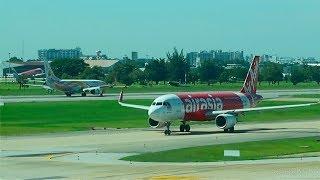 Video Air Asia Flight - Bangkok to Kuala Lumpur - October 2017 MP3, 3GP, MP4, WEBM, AVI, FLV Agustus 2018