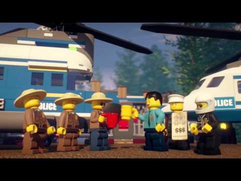 LEGO City - Ukryte pieniądze - krótki, 5 minutowy film