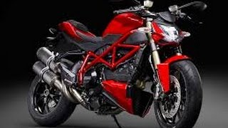 3. DUCATI 848 STREETFIGHTER....FIRST RIDE REVIEW!