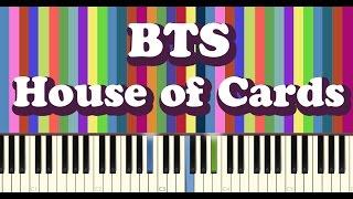 Video BTS(방탄소년단) - House of Cards - piano cover MP3, 3GP, MP4, WEBM, AVI, FLV April 2018