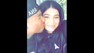 Kylie Jenner Snapchat Videos 35 featuring visiting Mary Jo in La Jolla with Tyga and Kris Jenner, Going to the zoo with Tyga, Going to Tyga's Concert with a ...