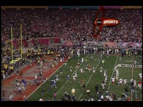Ohio state 2002 National Champions (Watch this video)