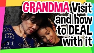 Video Grandma Visit and how to DEAL with it.. MP3, 3GP, MP4, WEBM, AVI, FLV September 2018