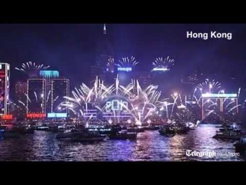New Year's Eve - As the celebrations kick off in New Zealand and Australia, there was an enthusiastic welcome to 2013 across Asia, with extravagant firework displays lighting...