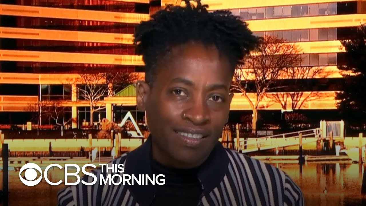 Author Jacqueline Woodson on her new book, challenging stereotypes, ending mental health stigma