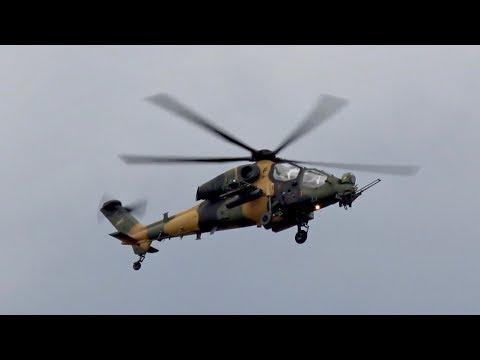 TAI AgustaWestland T-129A ATAK...