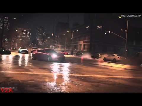 Rosenroter music Soundtrack - Need For Speed 2015 trailer game.
