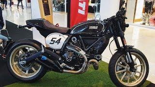 9. Ducati SCRAMBLER Cafe Racer
