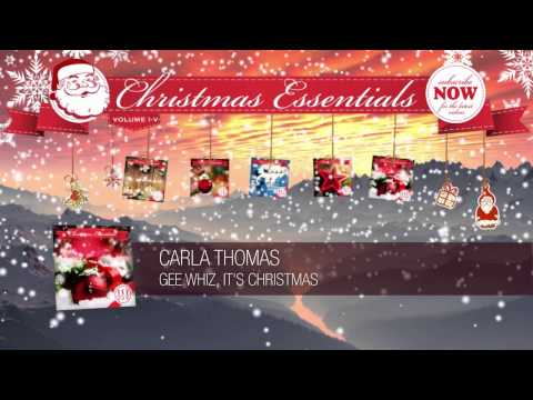 Carla Thomas - Gee Whiz, It's Christmas (1963) // Christmas Essentials