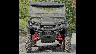4. 2017 Honda Pioneer 1000cc LE Review - From a Dog Business Point of View