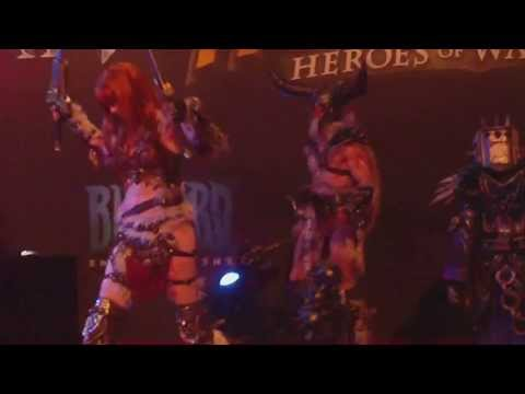 Gamescom 2013 Blizzard Costume Contest