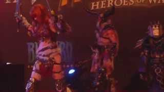 Gamescom 2013 Blizzard Costume Contest Part 1