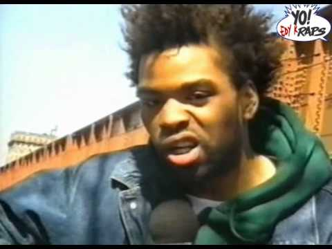 Method Man – Interview @ Yo MTV Raps 1995