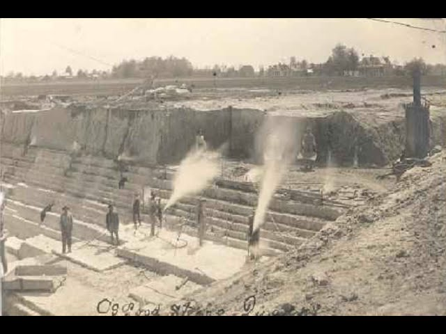 The  Osgood  Quarries,  Osgood,  Indiana