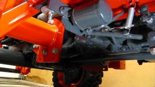 7. Kubota L3400 HST 50 Hour Service (Part 2: Transmission Oil/Filter Change)