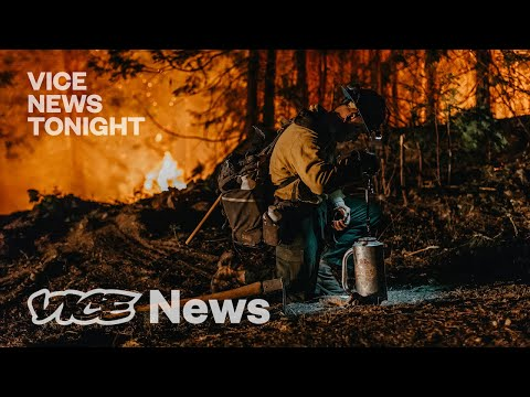 The Hotshot Firefighters Battling California's Biggest Fires