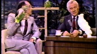Video Birds clips in the Tonight Show with Johnny Carson MP3, 3GP, MP4, WEBM, AVI, FLV Agustus 2019