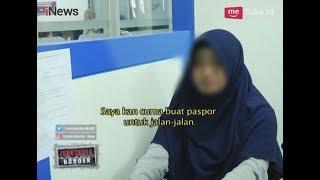 Video Petugas Imigrasi Jakbar Curigai Seorang Wanita Pembuat Paspor Part 03 - Indonesia Border 19/04 MP3, 3GP, MP4, WEBM, AVI, FLV Maret 2019