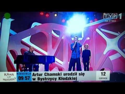 Tekst piosenki Artur Chamski - Zakochałem się po polsku