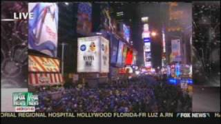 *HIGH DEFINITION* FNC-HD NEW YEARS-2008-2009 Times Square NYC