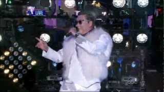 PSY's Last Official Performance of Gangnam Style at New Years Eve 2013 (ft. MC Hammer)