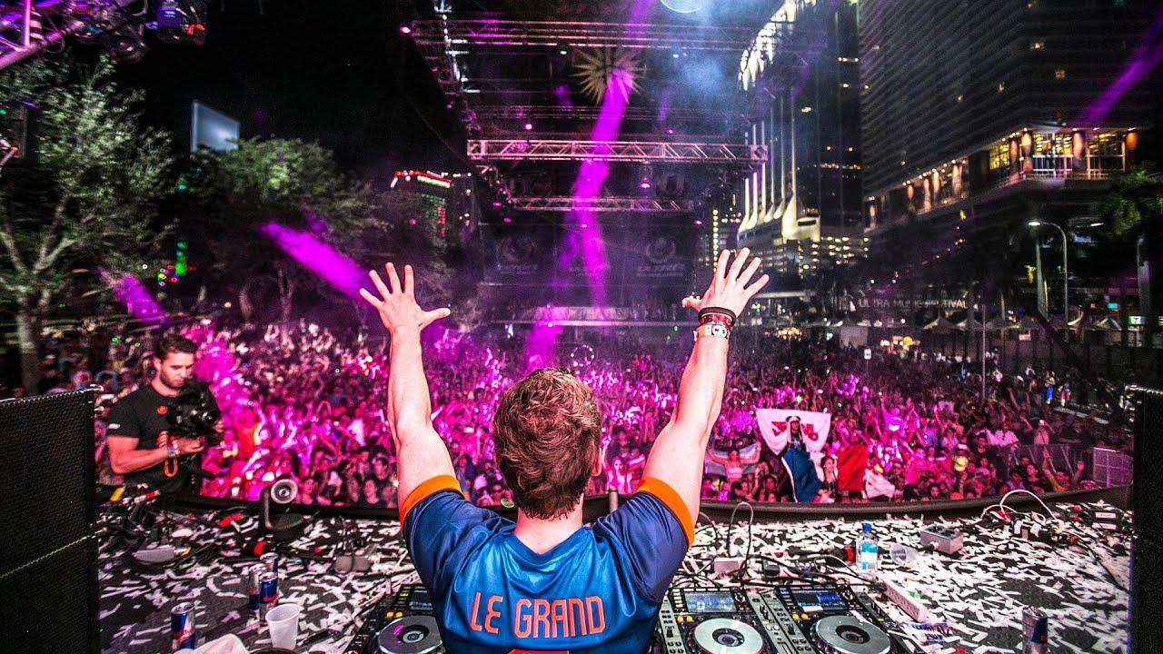 Fedde Le Grand - Live @ Ultra Music Festival Miami 2014