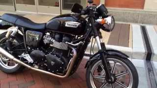 8. 2009 Triumph Bonneville SE w/ Arrow Exhaust and other mods