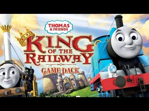 Thomas & Friends: King of the Railway - Game App for Kids