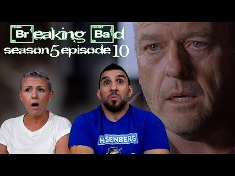 Breaking Bad Season 5 Episode 10 'Buried' REACTION!!