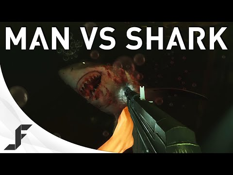 man - SHARK SIMULATOR! - Depth Multiplayer Gameplay We checked out a brand new game called Depth where one team is SHARKS and the other team are DIVERS looking for treasure. http://www.depthgame.com/...