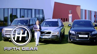 Affordable SUVs for under £7k | Fifth Gear by Fifth Gear