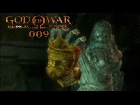 Let's Play God of War: Chains of Olympus #009 // Zeus´ Baseballhandschuh [Deutsch]