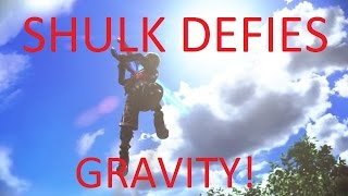 Shulk defies gravity