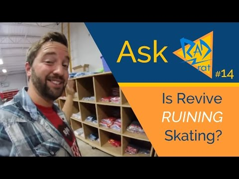 Ask Rad Rat (#14) - Is Revive Ruining Skateboarding? Are Fingerboards Cool?