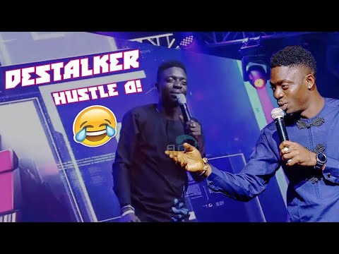 DESTALKER - I JUST CAME BACK GANGS IN NIGERIA