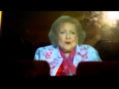 If you're undecided about the Deadpool movie maybe Betty White can help